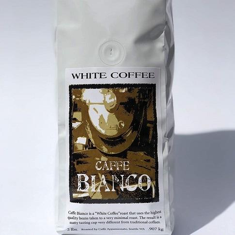 Caffe Appassionato, White Coffee – Caffe Bianco