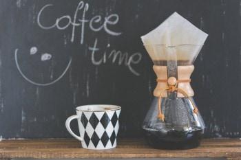 Chemex Coffee and mug