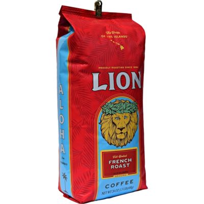 Lion Coffee French Roast