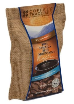 Coffee Traders One-hundred Percent Jamaica Blue