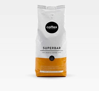 Coffex Superbar