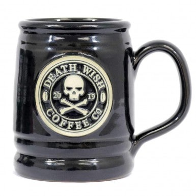 Death Wish Ceramic Mug