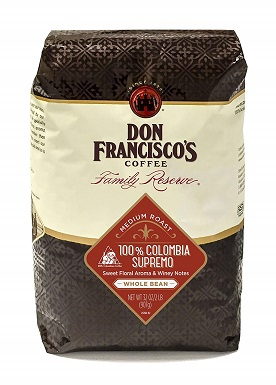 Don Franciscos Colombia Supremo