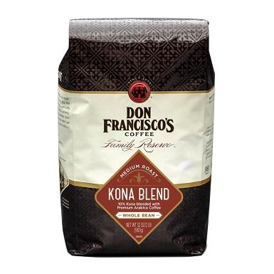 Don Franciscos Kona Blend