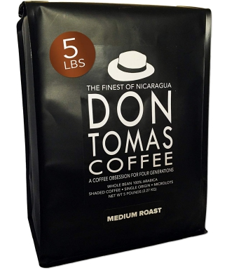Don Tomas Nicaraguan Coffee