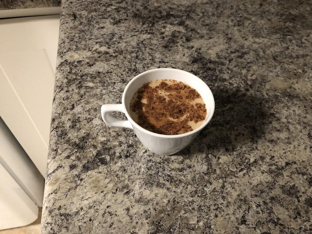 eggnog espresso