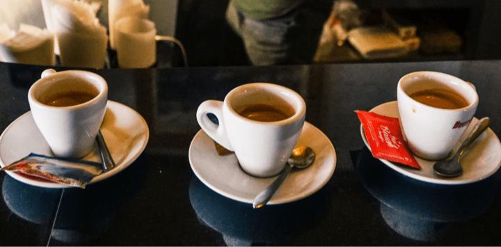 Espresso Coffee Types