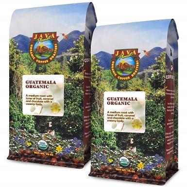 Java Planet - Guatemalan