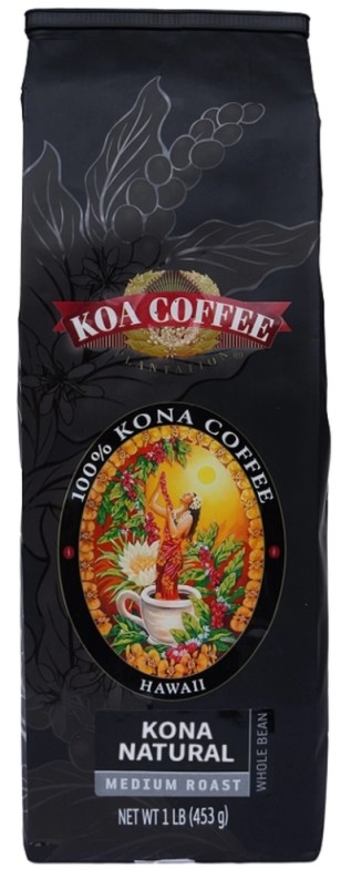 Koa Coffee Kona Natural