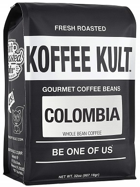 Koffee Kult Colombian Huila