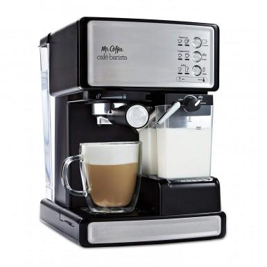 Mr. Coffee Cafe Barista Espresso and Cappuccino Mak