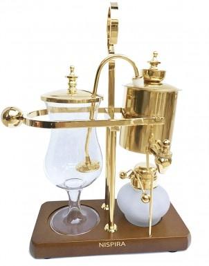 Nispira Belgian Belgium Luxury Royal Family Balance Syphon