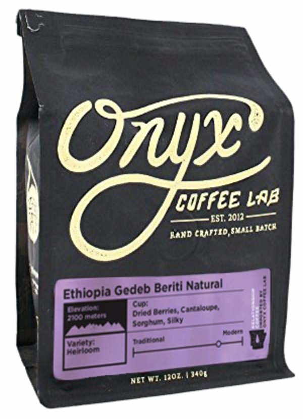Onyx Coffee Ethiopia Gedeb Beriti Natural