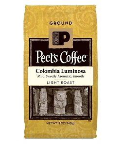 Peets Coffee, Colombia Luminosa