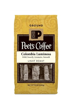 Peets Coffee, Colombia Luminosa