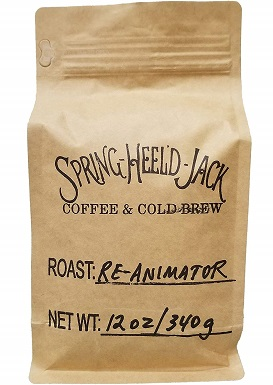 Spring-Heeld Jacks Roasted Coffee