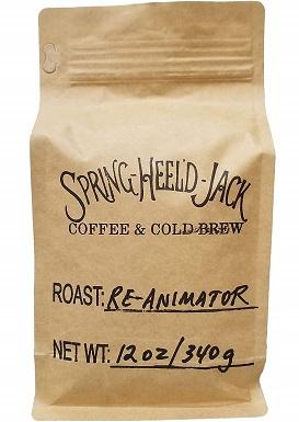 Spring-Heeld Jacks Roasted Coffee