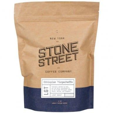 Stone Street Coffee Ethiopian Yirgacheffe
