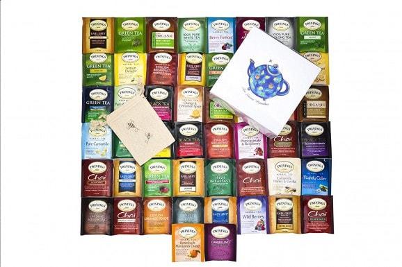 Twinings Tea Bags Sampler Assortment Variety Pack