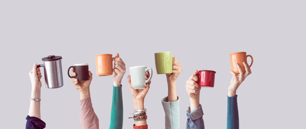 Types of Coffee Cups and Mugs