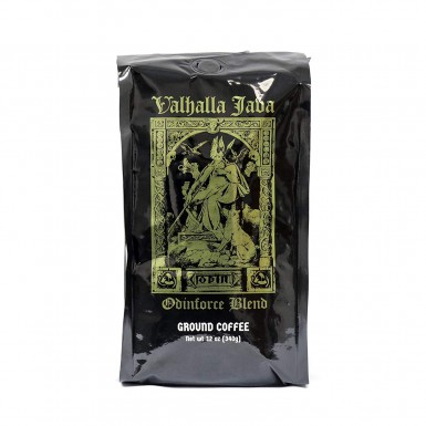 Valhalla Java Groundm Coffee