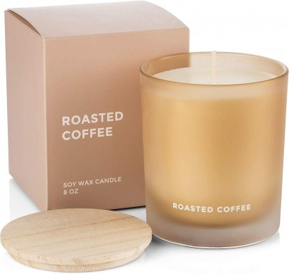 Venta Roasted Coffee Scented Soy Candle