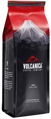 Volcanica Kenya AA Whole Coffee Beans