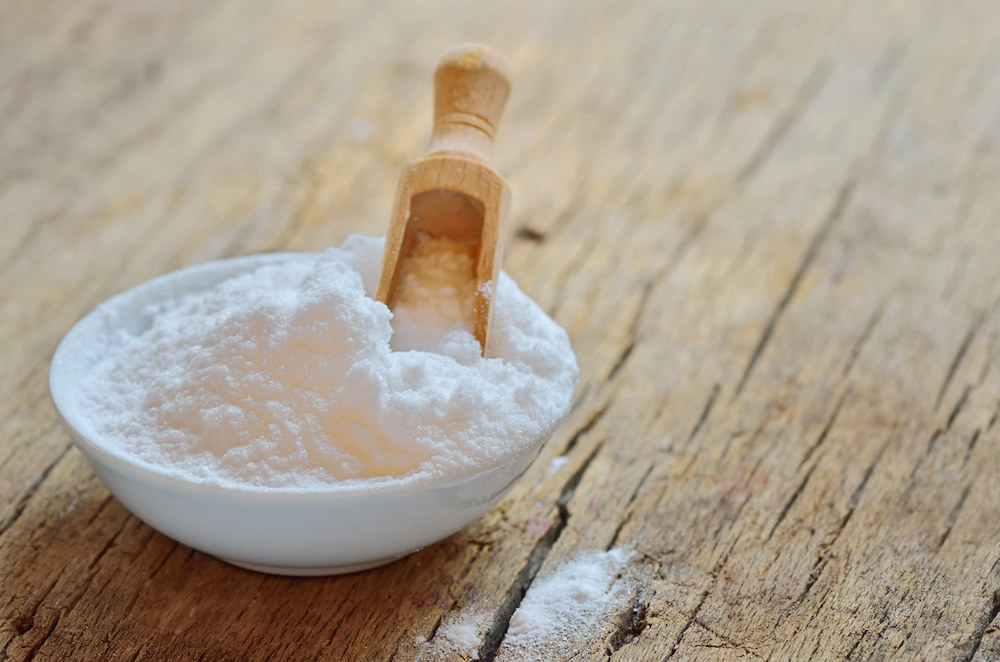 baking soda for coffee acid