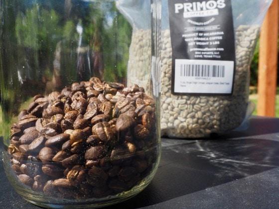 Beans in a Jar