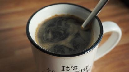 black coffee recipe