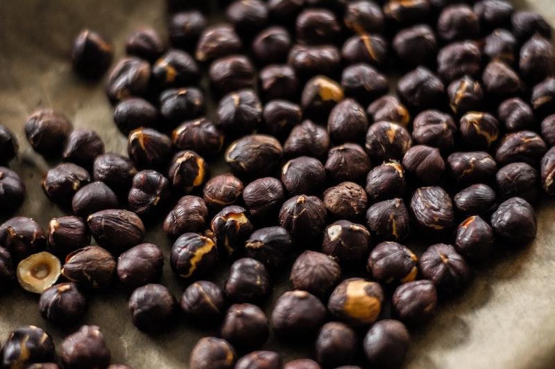 hazelnut coffee flavor