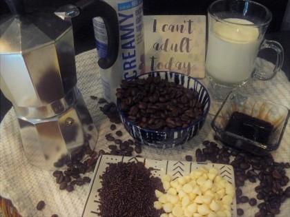 Cafe Mocha Ingredients