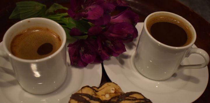 Greek coffee at home