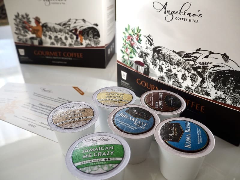 Angelino's Coffee Subscription