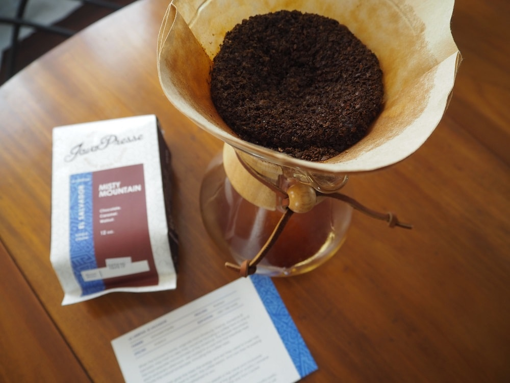 JavaPresse Coffee Subscription