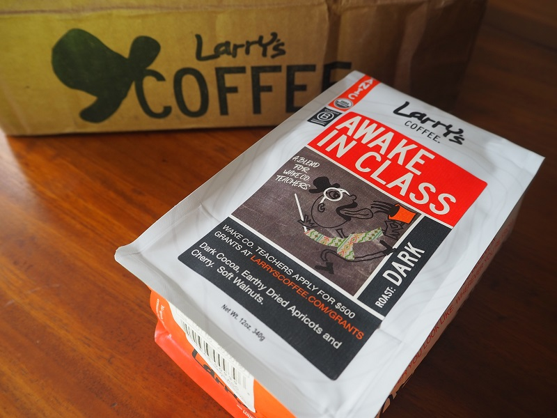 Larry's Coffee Subscription