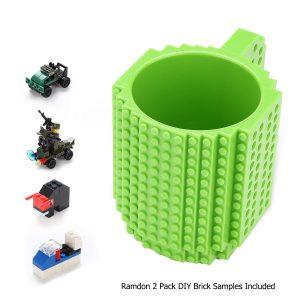 FUBARBAR Build-on Brick Mug
