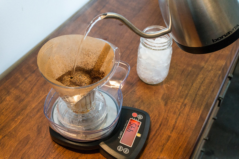 Clever Dripper specialty coffee pour over