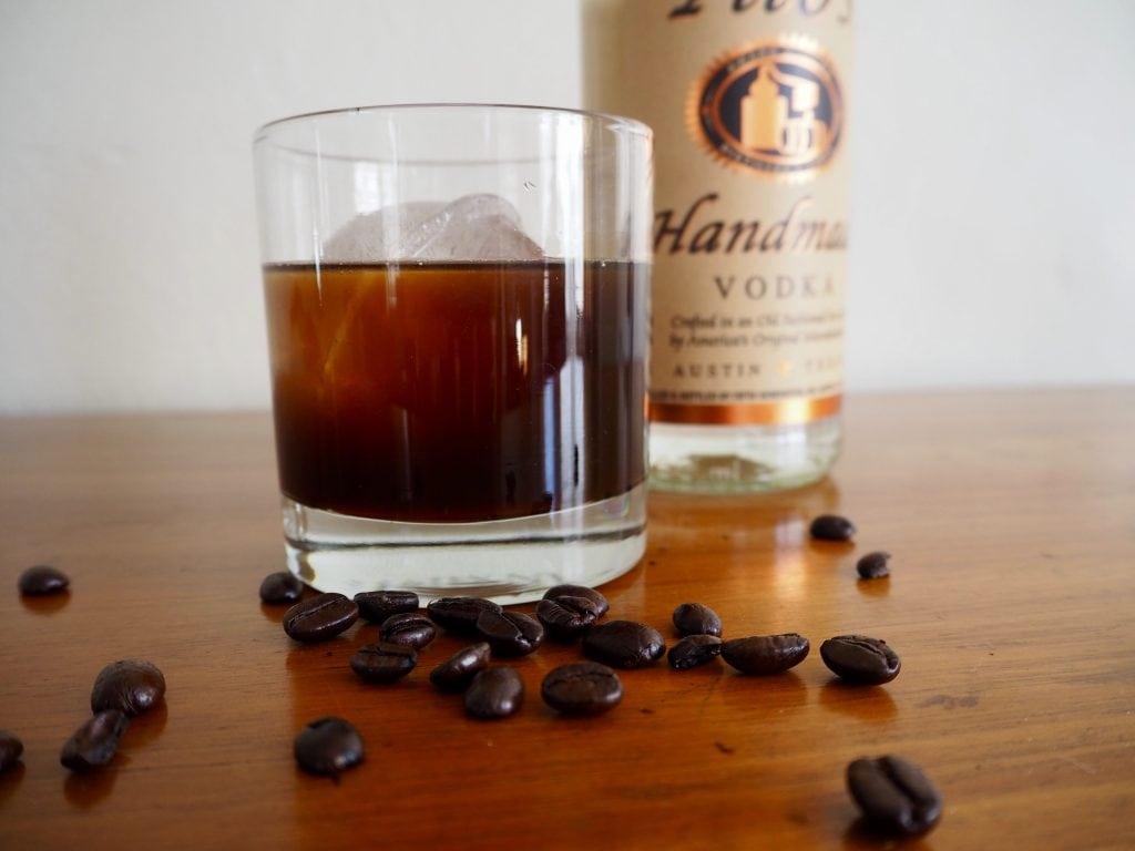 Coffee liqueur