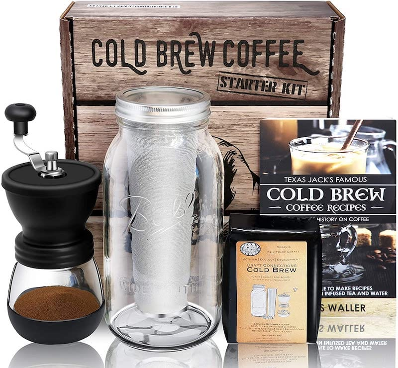 Cold Brew coffee starter kit