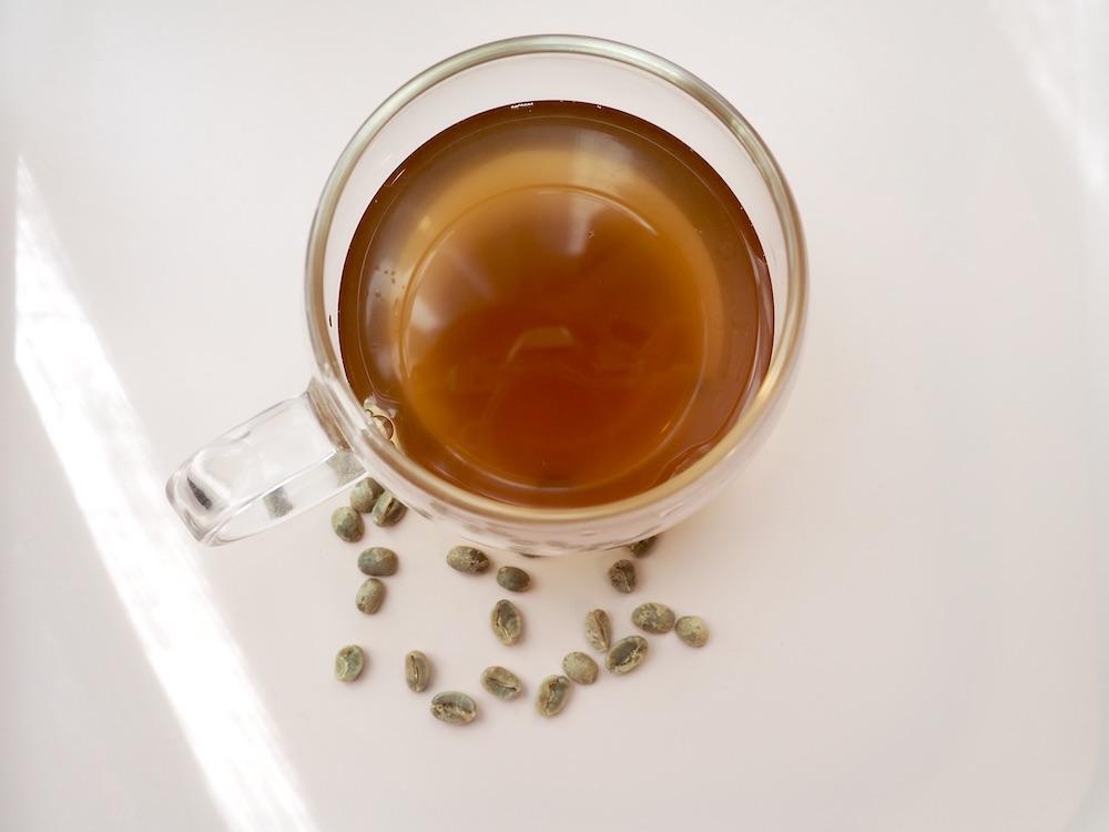 Green coffee recipe