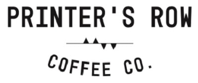 Printer's Row Coffee Shop