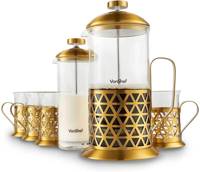 VonShef French press coffee