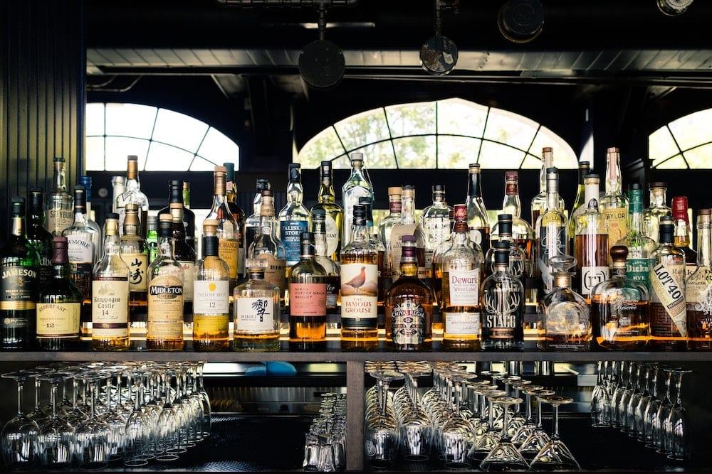 alcohols for coffee liqueur