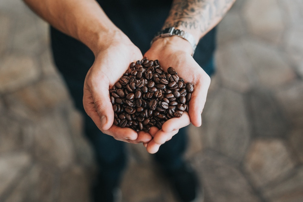 Smart uses for old coffee beans
