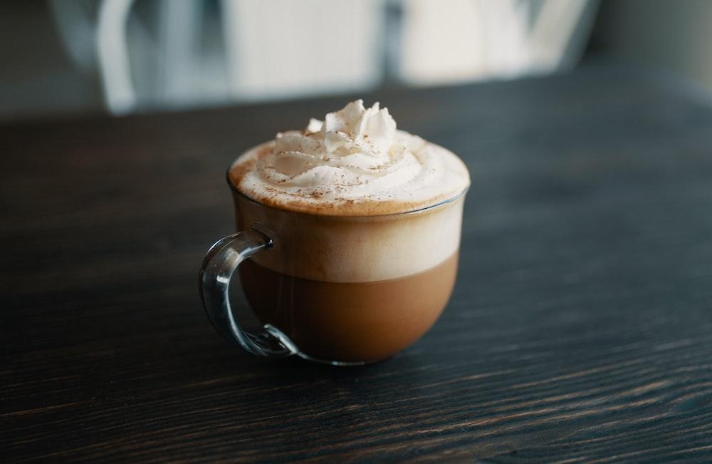 how to make a caramel latte