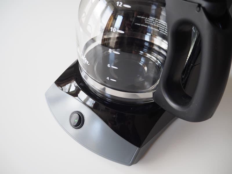 Clean Mr. Coffee