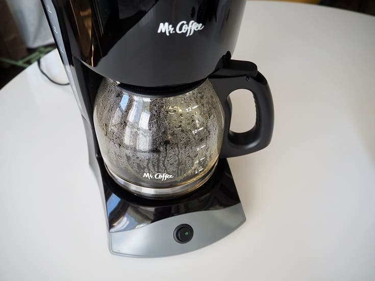 Mr. Coffee cleaning