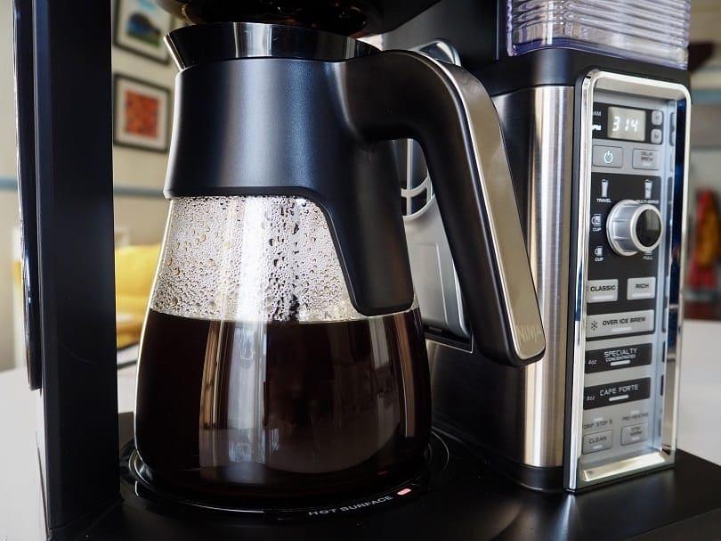 کافی شاپ نینجا که قهوه درست می کند