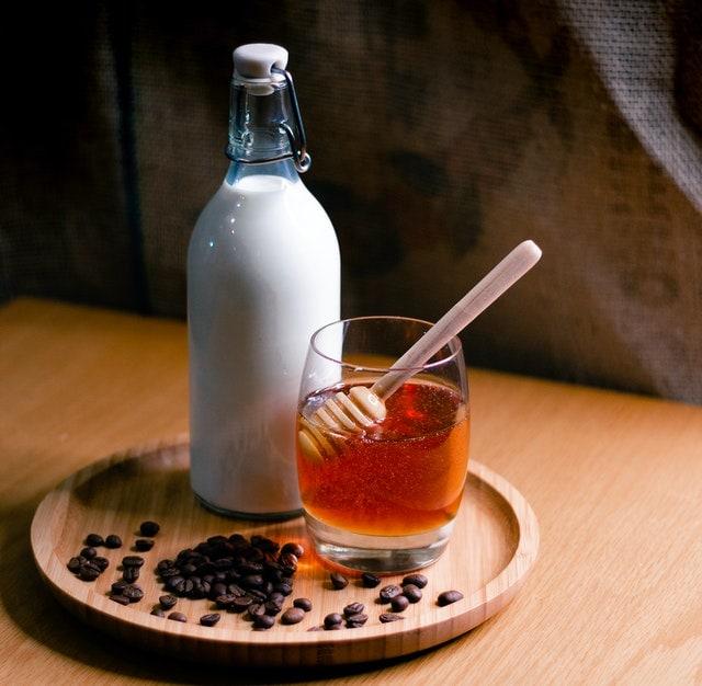 Milk and Honey Coffee